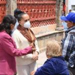 Julieta Gallardo trabaja en agenda para el impulso del Distrito de Puruándiro