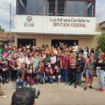 Inaugura Adriana Candelario su Primera Casa de Enlace en San Gabriel, Jalisco